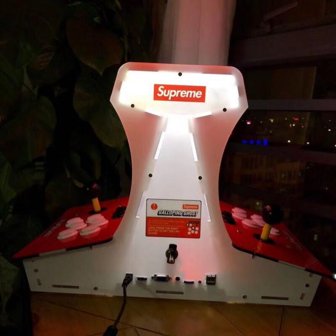 W360*D490*H300mm Supreme Game Machine Fighting With LCD Screen