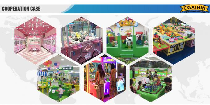 Kids play area indoor children playground equipment Naughty Castle