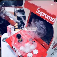 China Classic Supreme Game Machine Arcade Style Electronic Games Machine For Shopping Mall supplier