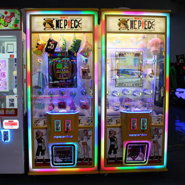 Pirate King Themed Prize Vending Machine Coin Operated Toy Vending Machines For Fun