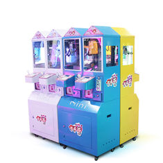 2 Players Mini Prize Vending Machine Durable Interesting With Colorful Joystick