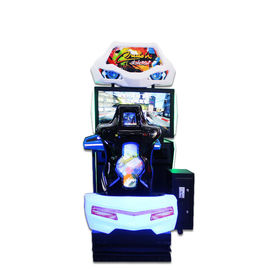 China Customized Design Racing Game Machine Racing Simulator Arcade Machine supplier
