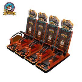 China Sports Theme Coin Operated Game Machine Running Racing Arcade Games supplier