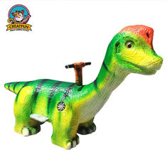 China Animatronic Type Animal Ride Games With 20-25 Songs Storage Capacity supplier