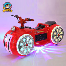 China Streamlined Shape Motorcycle For Kids Remote Hand Control Dynamic Sound supplier