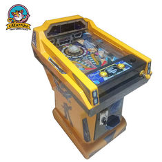China Commercial Arcade Game Machines Standing Up Fun Pinball Game Machine supplier