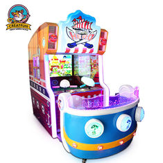 China Electronic Indoor Water Shooting Arcade Game 2 Players With 42 Inch Screen supplier