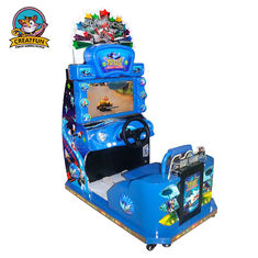 China Bucket Paradise Arcade Game Machines Racing Type For Amusement Park supplier