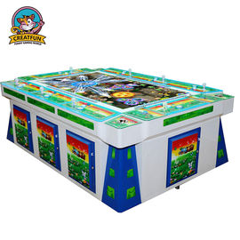 Arcade Hunting Fishing Game Machine Shooting Fish Game Machine Table Gambling Type