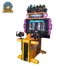 High Interaction Arcade Video Game Machines Directional Sound Effect Design