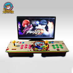 Stylish Arcade Game Machines Arcade Video Game Console Flexible Button