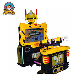 China Diamond Warrior Arcade Shooting Games Arrtactive Design Convenient Operation supplier