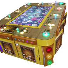 China Colorfule Fun Fishing Game Machine Amusement Arcade Fish Table Games supplier