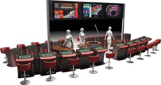 Customized Size Video Slot Machines Casino Slot Machines Stable Running