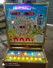 Commercial Vintage Video Slot Machines Coin Pushing Fruit Poker Type
