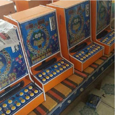 Adjustable Program Video Slot Machines High Accuracy Confortable Operation
