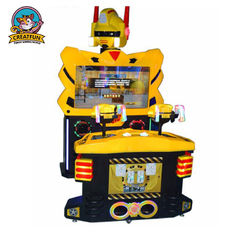 China Diamond Warrior Theme Laser Indoor Shooting Simulator Laser Shooting Game supplier
