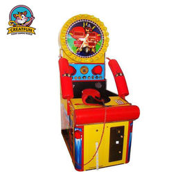 China Relax  Ticket Redemption Arcade Games Test Players Strength With Two Gloves supplier