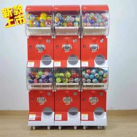 Candy Dispenser Bounce Ball Gum Capsule Vending Machines / Prize Machine Games