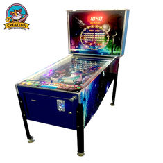 China Shopping Mall Vintage Pinball Machines / Digital Arcade Pinball Machine supplier