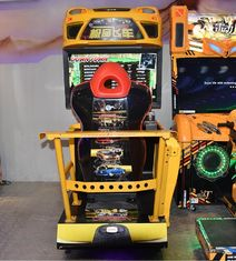 China Plastic Need For Speed Arcade Machine / Drable Car Racing Arcade Machine supplier