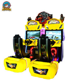 Fashionable Design Racing Game Machine For Amusement Center 110V/220V