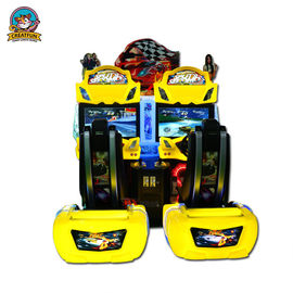 OutRun Deluxe Racing Game Machine With HD LCD Display 2100*1900*2400mm