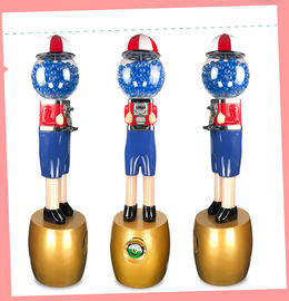 Super Mary Shape Gumball Vending Machine For Boys And Girls Wear Resistant