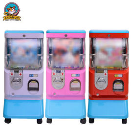 China Single Layer Gumball Vending Machine For Supermarket / Shopping Mall supplier