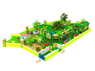 China OEM Commercial Playground Equipment / Supermarkets Kids Play Centre Equipment supplier