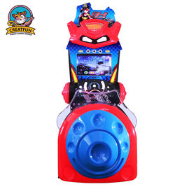 Car Driving Racing Game Machine For Indoor Amusement Paly 120W