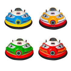China Electric Amusement Park Bumper Cars 360 Degrees With Remote Control supplier
