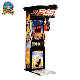 Relaxing Hammer Arcade Machine / Popular Coin Operated Amusement Machines
