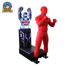 Simulated Hammer Game Machine , Fun Arcade Machines Coin Operated