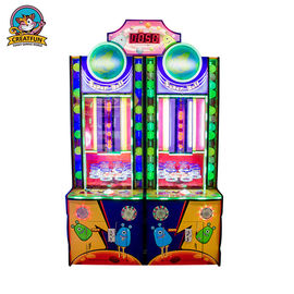 China Super Ball Coin Operated Video Game Machines , Coin Operated Toy Machine supplier