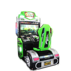 China Coin Operated Racing Game Machine Arcade Style Racing Games With HD LCD Screen distributor