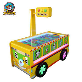 China Commercial Exciting Arcade Game Machines Cute With Colorful Light Box distributor