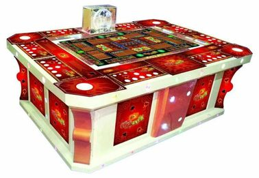 China Amusement Indoor Fishing Hunting Machine Fish And Game Table Customized Color distributor