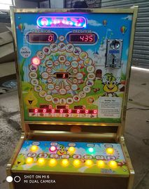 China Commercial Vintage Video Slot Machines Coin Pushing Fruit Poker Type distributor