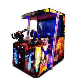 China Coin Operated Shooting Game Machine Indoor Gun Target Stimulating For Adult distributor